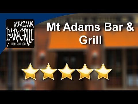 Mt Adams Bar & Grill Cincinnati          Excellent           Five Star Review by ohreservationp...