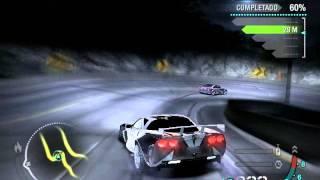 Need for Speed Carbon - Guía en español - Serie Desafio: Duelo de Canyon (Oro) 3/45