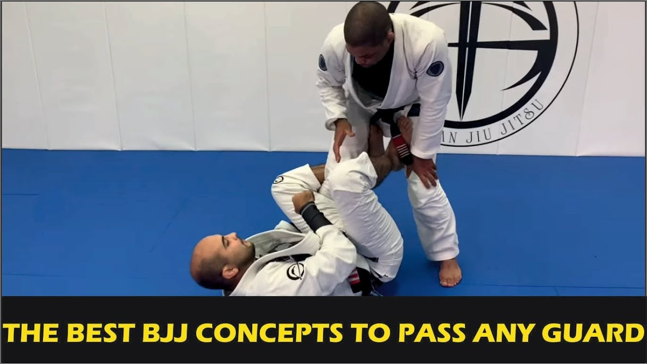 www.56jjj.com_The Best BJJ Concepts To Pass Any Guard by André Galvão - YouTube