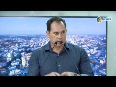 Sessão Câmara de Vereadores de Xanxerê   01%2F01%2F2017