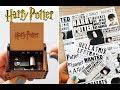 Potterhead harry potter defter yapıyoruz diy potter notebook mp3