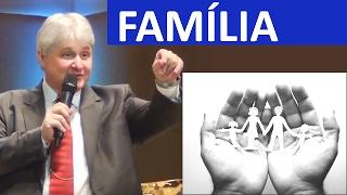 Pregação evangélica sobre família: Entregue a tua família para Deus e descanse - Paschoal Piragine