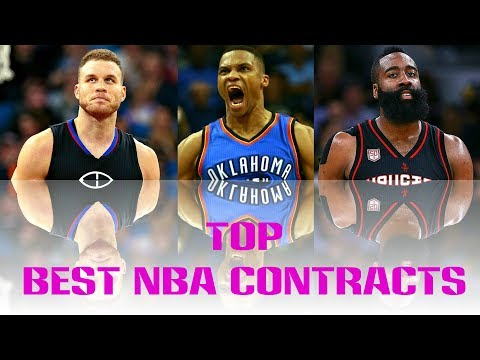 TOP 5 BIGGEST CONTRACTS In NBA History.