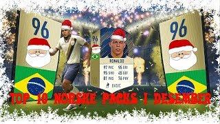 TOP 10 NORSKE FIFA 18 PACKS FRA DESEMBER