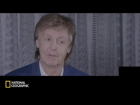 National Geographic | Paul McCartney ile Özel Röportaj