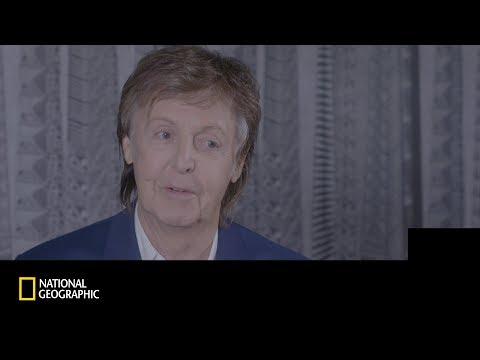 National Geographic | Paul McCartney ile Özel Röportaj