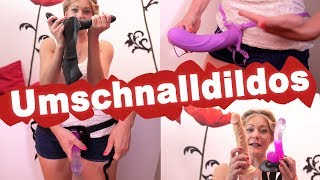 STRAP ON Tryout Umschnalldildos