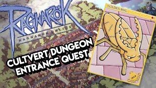 Ragnarok Online - Culvert Dungeon Entrance Quest