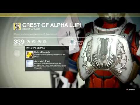 Destiny Exotic Engram From Agent Of The Nine