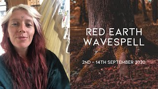 Ground and Centre - 2020 Mayan Dreamspell Astrology - 2nd September - Red Earth Wavespell