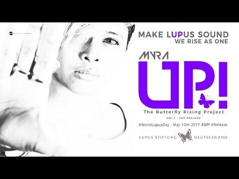 Myra - UP! (World Lupus Day - Official Lyric Video)