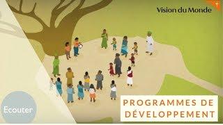 Comment fonctionnent nos programmes | Vision du Monde