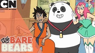 We Bare Bears | Kidnapped by BFF | Cartooon Network