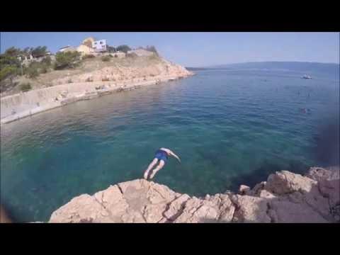 CROATIA--- Zagreb- Delnice- Rijeka- Zrce Beach- Rab- kr´k- Rijeka