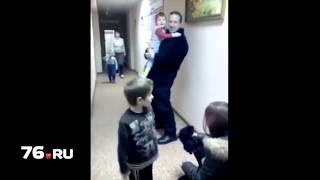 Детей забрали из семьи