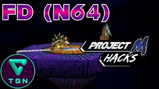 Final Destination 64 - Project M - Compatible Hacks