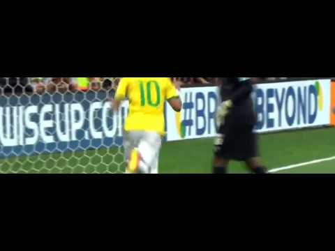 BRAZIL 4 VS CAMEROON 1 WORLD CUP 2014