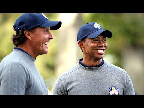 Phil Mickelson Talks His Relationship With Tiger Woods   The Dan Patrick Show   3/8/17