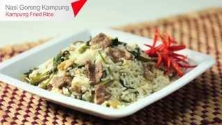 Tasty Treat: Special Kampung Fried Rice / Nasi Goreng Kampung Istimewa