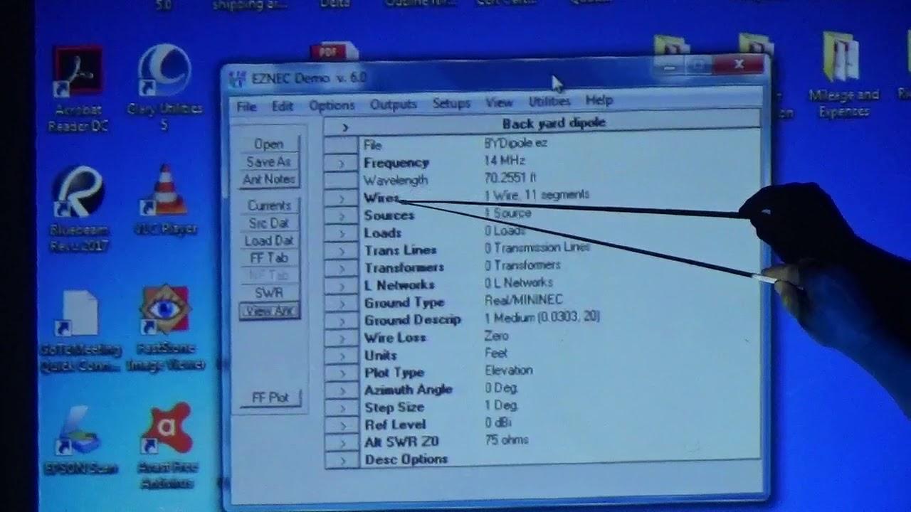 TDXS EZNEC Presentation by W5RH