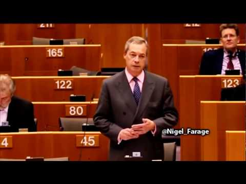 Nigel Farage UKIP Brexit winning speech