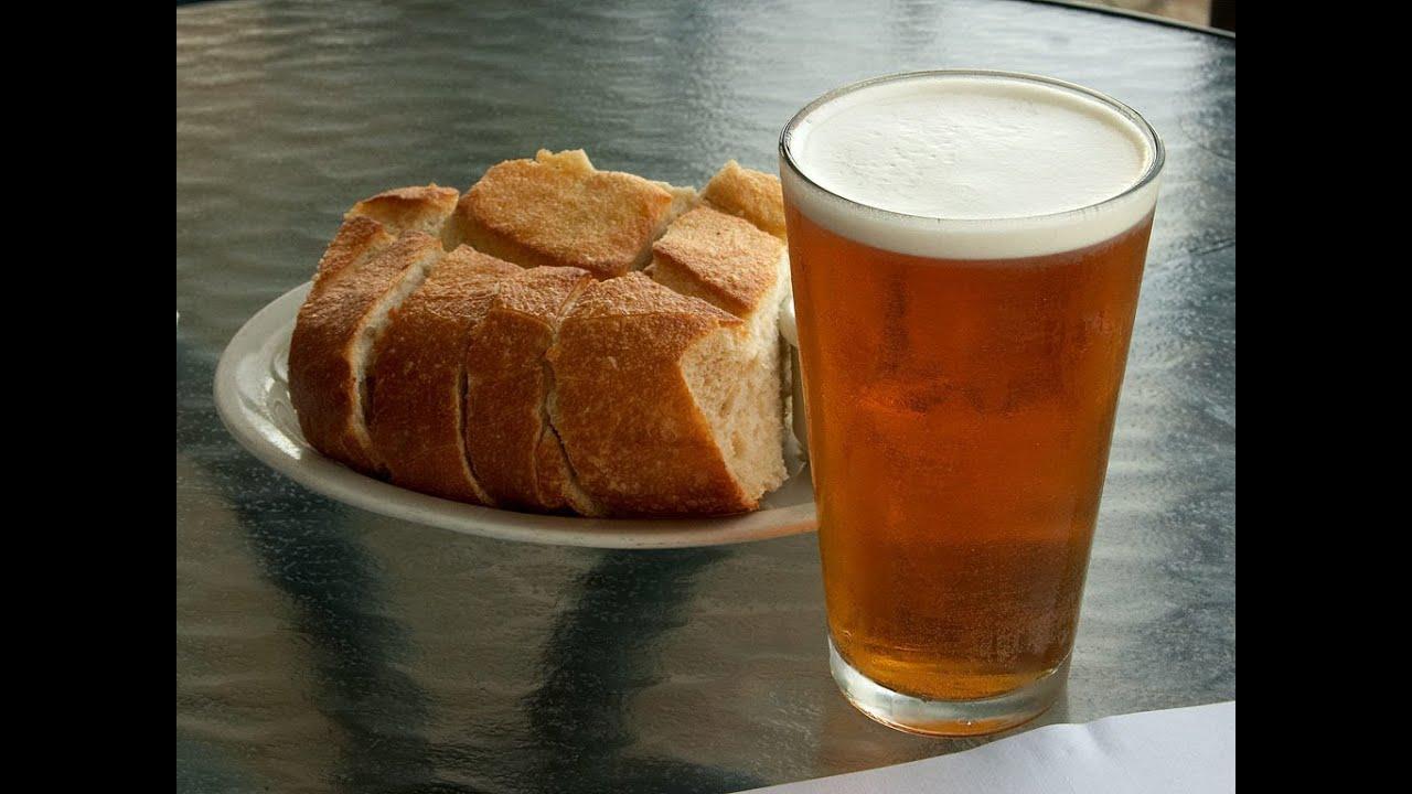 HBW#6 beer bread