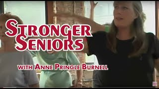 Balance and Posture Chair Exercise Video for Seniors
