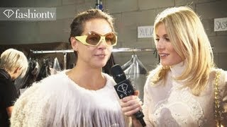 Fendi Spring/Summer 2013 | Milan Fashion Week hosted by Hofit Golan | FashionTV