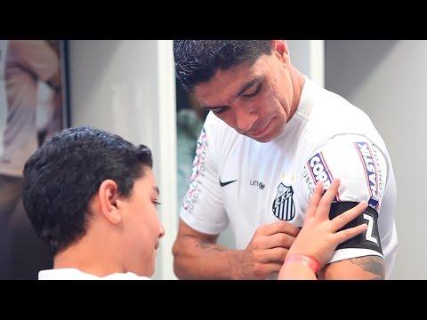 Santos 3 x 1 Internacional | BASTIDORES | Brasileirão (27/09/15)