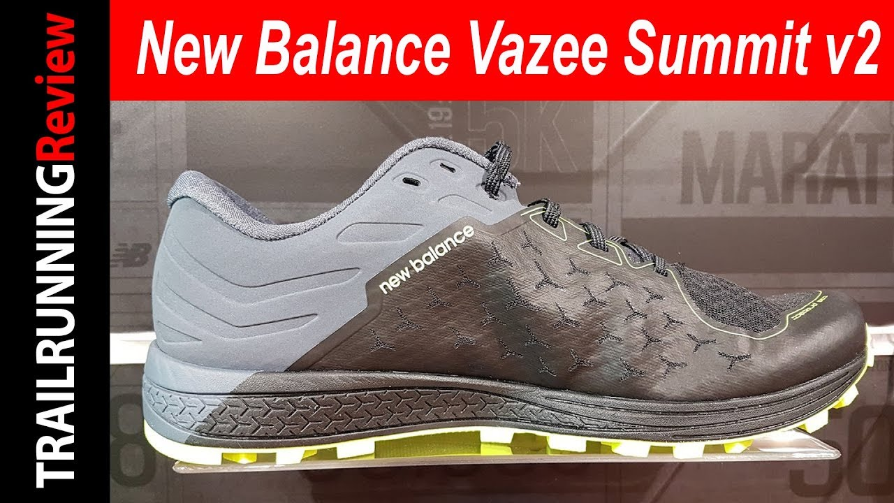 san francisco a58b5 6337c New Balance Vazee Summit v2 Preview