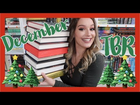 🎄BOOKS I WANT TO READ IN DECEMBER 🎄