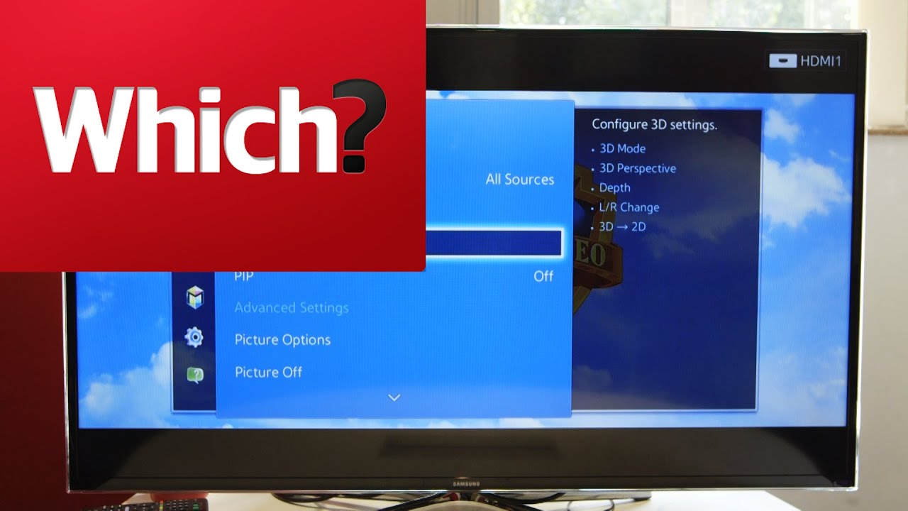 How to get the best picture on your TV - Which? Tech