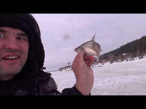 Рыбалка на реке Нытва, в деревне Усть-Нытва!!!