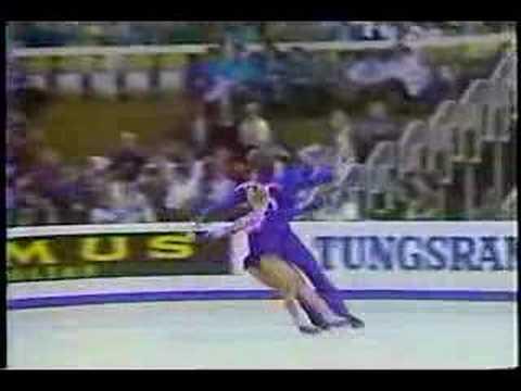 Jill Watson-Peter Oppegard LP 1988 World championships