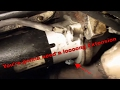 1999-2004 Ford Mustang Starter Removal