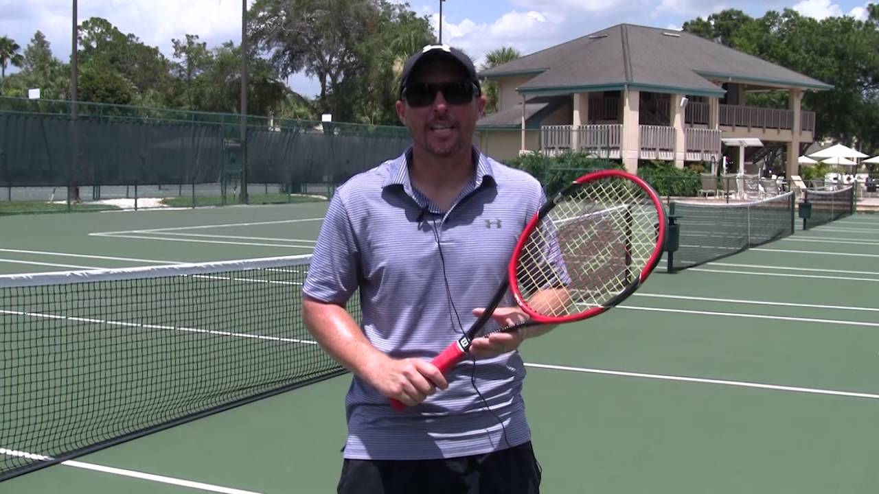 USTA Florida Go Pro Tennis Tip: How To Create More Topspin ...
