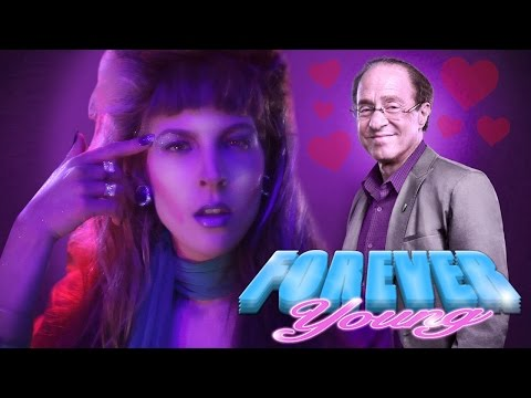 Forever Young: A Love Song To Ray Kurzweil