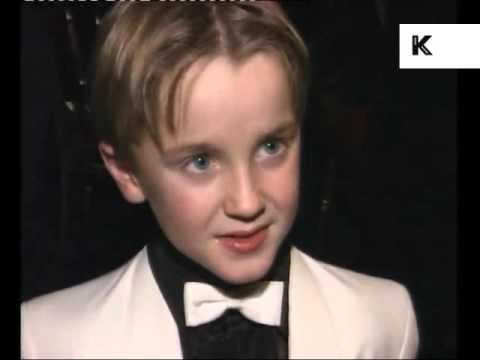 1997 Interview with Tom Felton, Before He Was Draco Malfoy