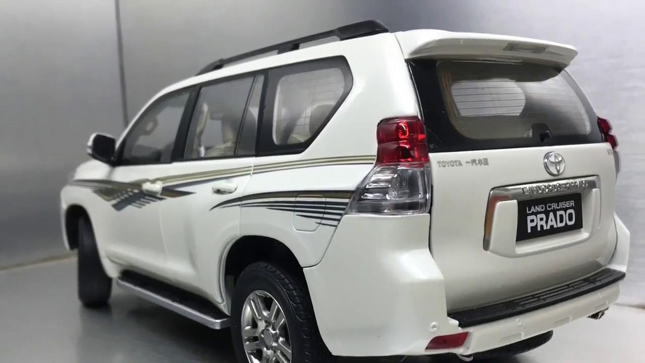 Diecast Grand New Avanza All Camry 2018 Malaysia Unboxing Toyota Land Cruiser Prado 1 18 Paudi Models