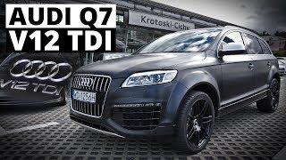 Audi Q7 V12 TDI - 1000 Nm, 500 koni, zero brzmienia