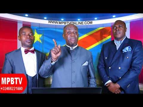 RDC-La  Solution de l'Occupation du Congo Mise sur Table par Ekumany Wetshi