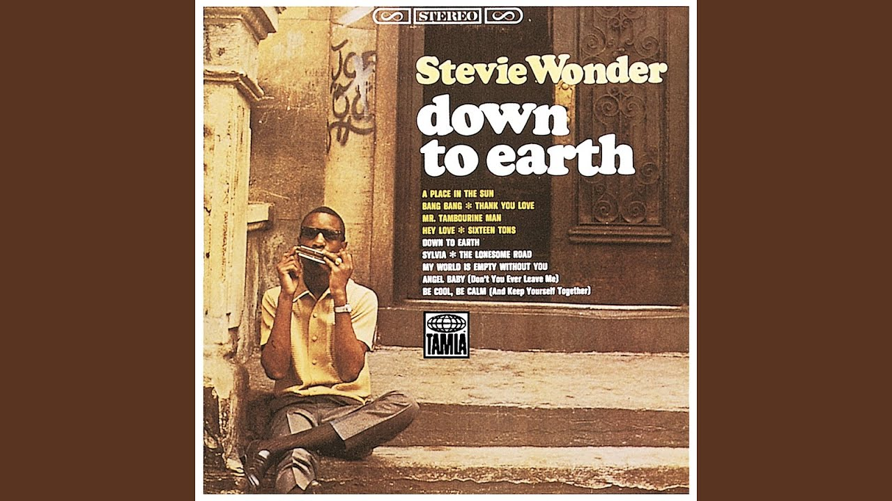 {A Place In The Sun} Stevie Wonder. Old School To Ease Your Mind My People.. Enjoy..