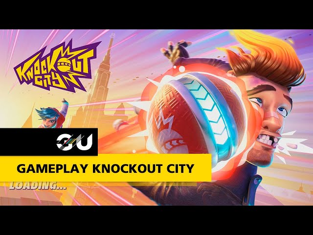 GAMEPLAY Knockout City - Closed Beta
