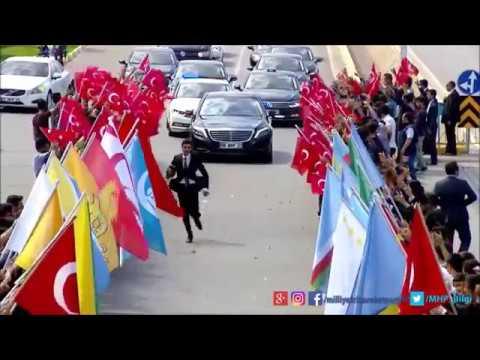 MHP İnanılmaz Konvoy - (Dombra Ney Eşliğinde)