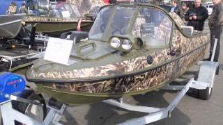 видео Как выбрать алюминиевую лодку для рыбалки?