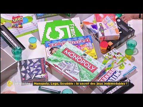 Dossier du Jour - Monopoly, Lego, Scrabble : le secret des jeux indémodables !