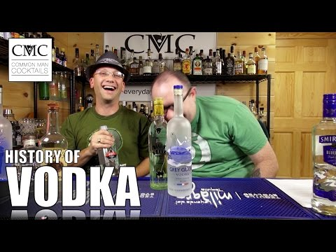 "Exploration Series: History of Vodka, ""Poland and Russia Go To War"""