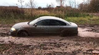 Покатушки по грязи