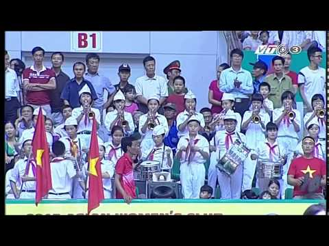 Asian Women Club Volleyball  Championship  2015:Vietnam vs Chinese Taipei