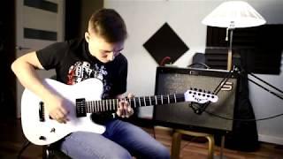 Charvel Joe Duplantier Pro-Mod SD S2HH demo by Stas Shishkov